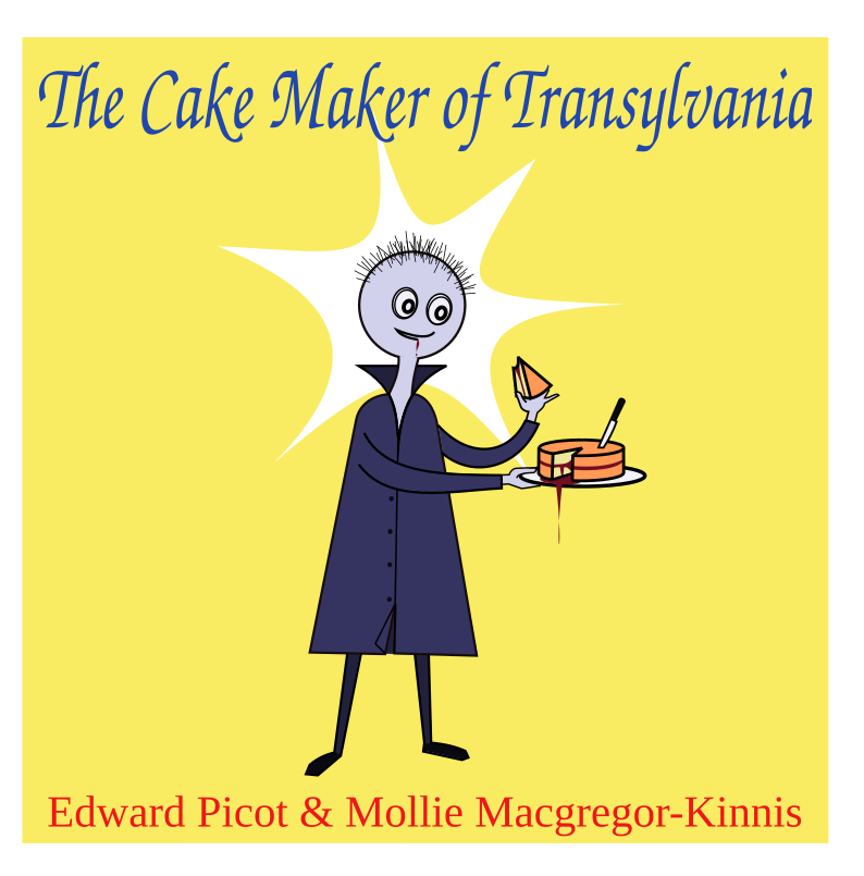 Cake Maker front cover image