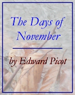 Days of November cover image