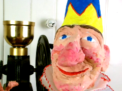 Mr Punch image
